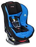 Britax Allegiance Convertible Car Seat - 5 to 65 Pounds - Rear & Forward Facing - 1 Layer Impact Protection, Azul