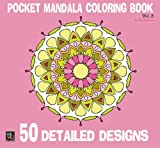 img - for Pocket Mandalas Coloring Book: 50 Detailed Designs (Volume 3) book / textbook / text book