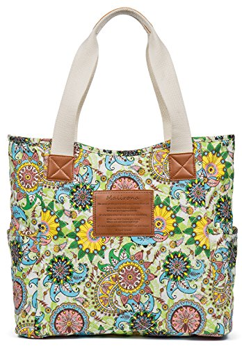 Canvas Beach Tote Bags - 9
