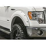 RDJ Trucks PRO-OFFROAD Bolt-On Style Fender Flares - Ford F150 2009-2014 - Set of 4 - Paintable OE Black Finish