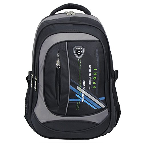 Zeraca School Backpack Bookbag Student