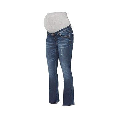 Mamalicious® Pantalon Jean Grossesse Flared De Ufa Cpq08xpwr