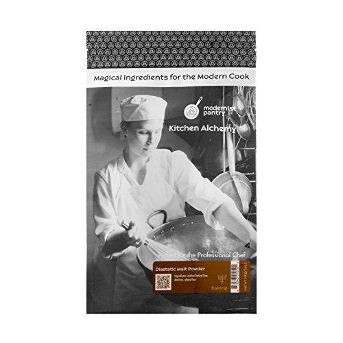 Diastatic Barley Malt Powder  Vegan  OU Kosher Certified - 400g/14oz
