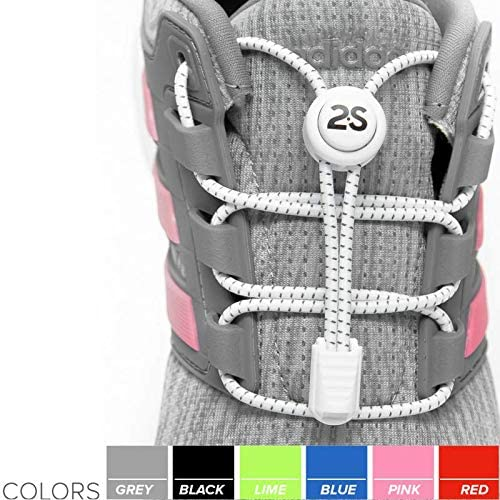 2SPORTIFY Pack Shoelaces Kids Adults