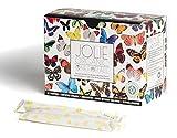 JOLIE ORGANIC Tampons with Applicator - 18 Regular - Multi-Colored Box…