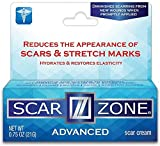 Scar Zone Advanced Skin Care Scar Cream 0.75 oz (Pack of 4)