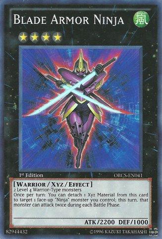 yugioh blade armor ninja - 2