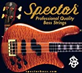 Spector Stainless Steel 30-130 Tapered Electric Bass Guitar Strings