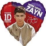 Amscan International Sd-h One Direction Zayn