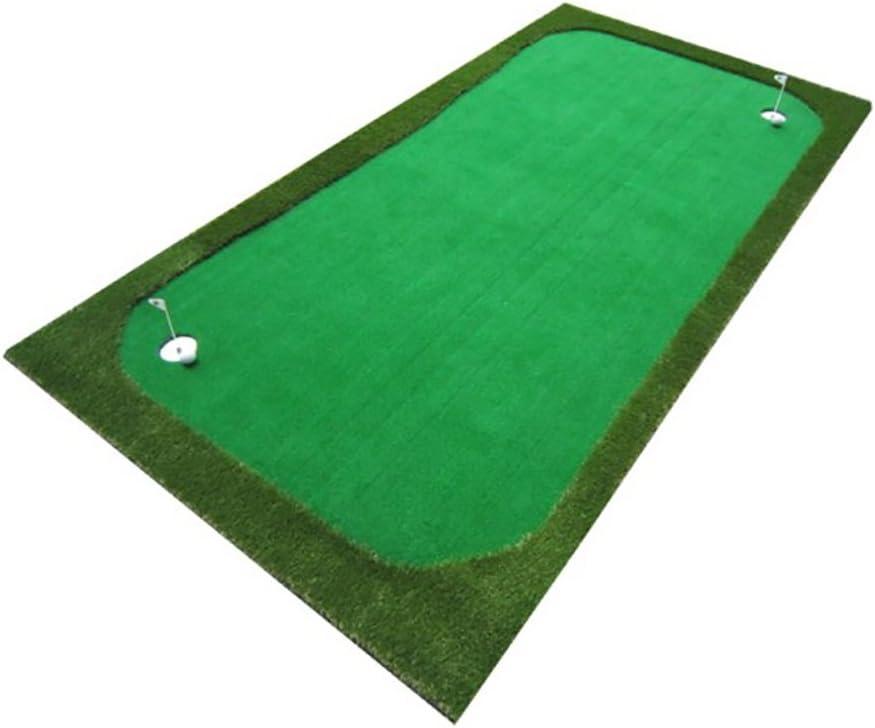 Mei Xu ゴルフプラクティスマット ゴルフ屋外屋内パットプラクティスマット4サイズオプション トレーニング機器 (サイズ さいず : 75cm×300cm)  75cm×300cm