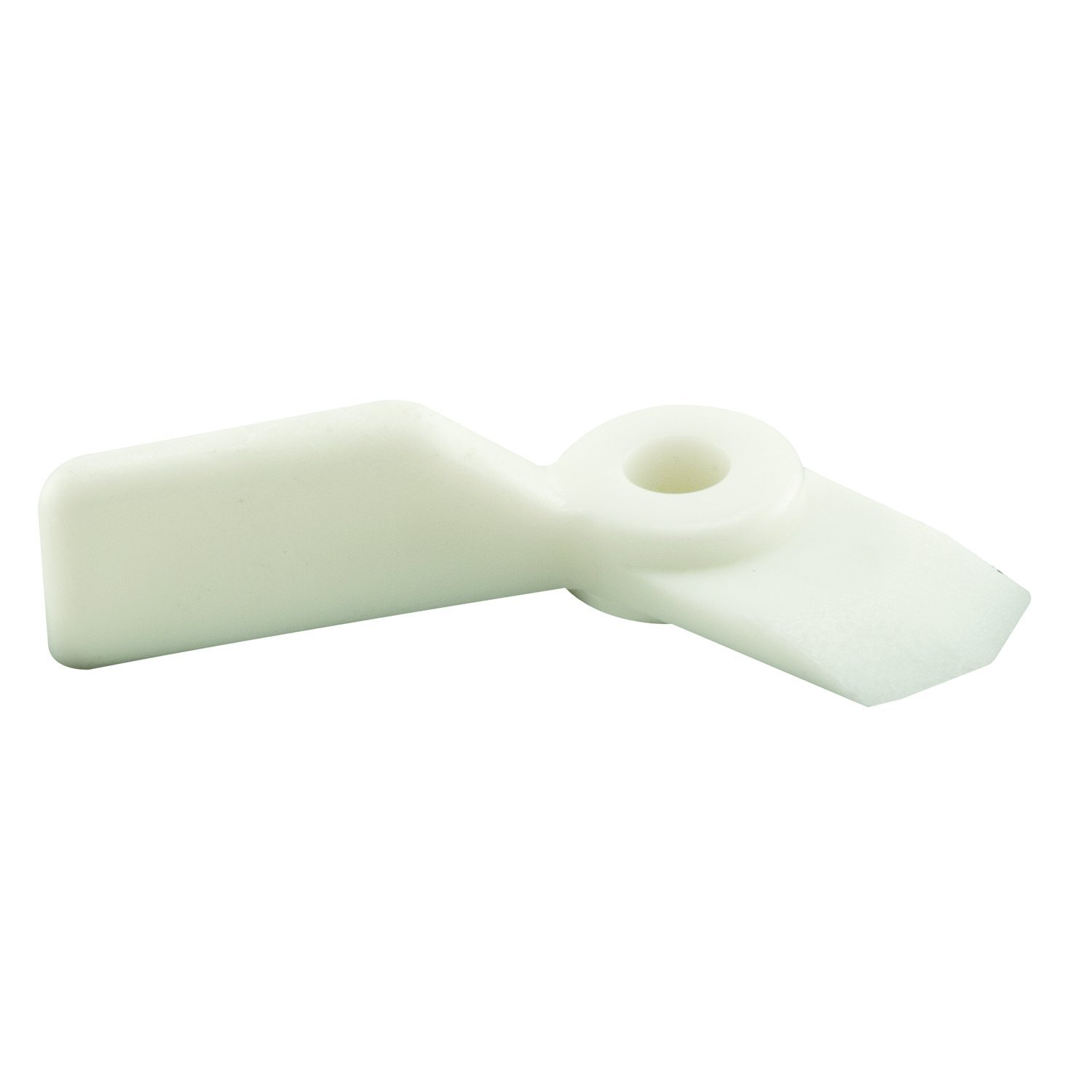 Prime Line Products PL 14637 Turn Button Nylon White Pack of 25