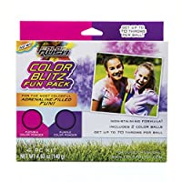 Color Rush Color Blitz Fun Pack 70g Purple Fuchsia Holi Color Powder Packets for Party Games, Festivals and Marathons