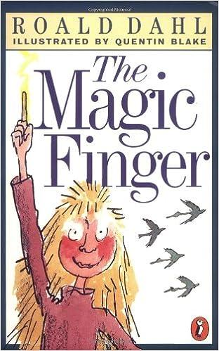 The Magic Finger: Roald Dahl, Blake Quentin: 9780141302294: Amazon ...
