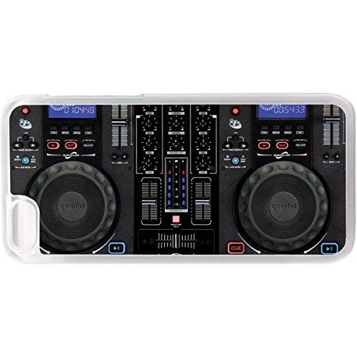 iPhone 5C Mixer CDDJ DJ TECHNICS Turntables Telefon Fall