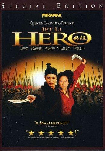Hero (6 Steelbook Hero Big)