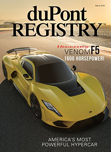 duPont REGISTRY Autos March 2018
