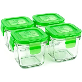 Amazon Com Wean Green Wean Cubes 4oz 120ml Baby Food