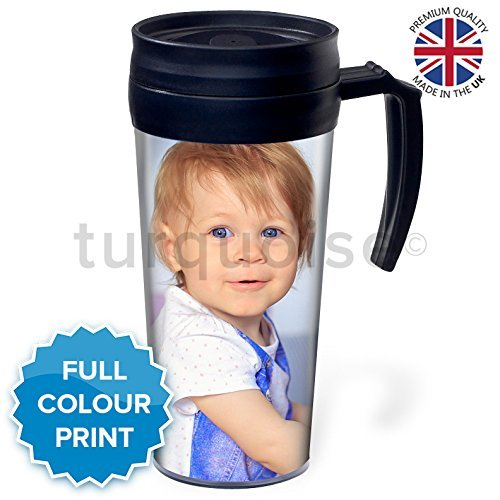 personalised travel mug amazon co uk