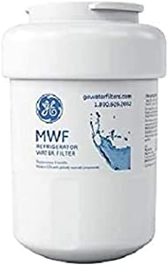 GЕ MWF GE Refrigerator Water Filter Replacement for GE MWFP SmartWater Filter Cartridge, 1-Pack