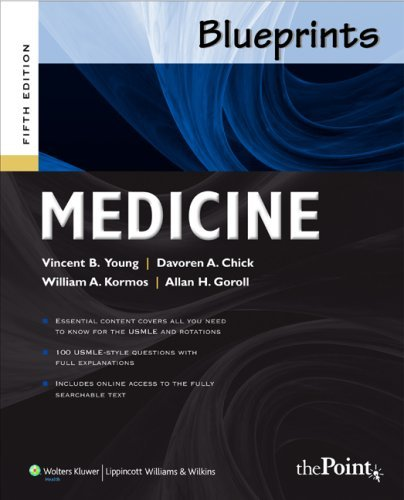 Download By Vincent B. Young MD PhD - Blueprints Medicine (5th Edition) (12.8.2008) PDF