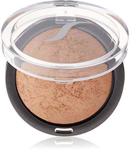 - Sorme Cosmetics Baked Bronzer, Warmth, 0.2 Ounce