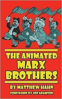 The Animated Marx Brothers por Joe Adamson epub