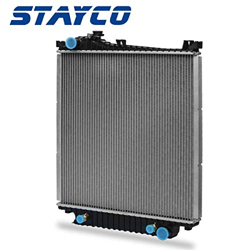 CU2816 Radiator Replacement for Ford Explorer 2006 2007 Mercury Mountaineer 2006 V6 4.0L V8 4.6L
