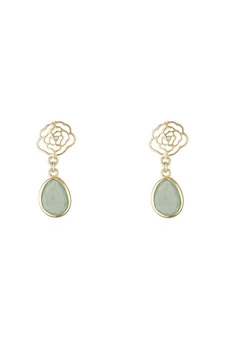 Córdoba Jewels   Pendientes en plata de Ley 925 bañada en ...