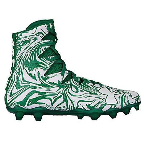 Under Armour UA Highlight Lux MC Green/White Men's, used for sale  Delivered anywhere in USA