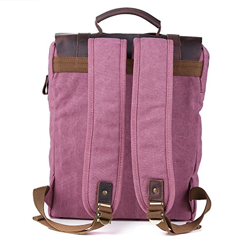 unisex - Bolso mochila  para mujer - Red 1
