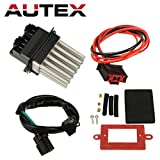HVAC Blower Motor Resistor Module Kit For 1999-2004 Jeep Grand Cherokee Automatic Temperature Control
