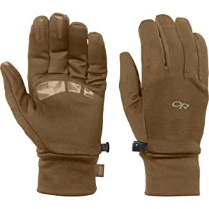 Outdoor Research Men's PL 400 Gloves (Coyote, Large)