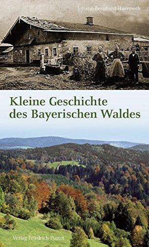 Kleine Geschichte des Bayerischen Waldes: Mensch – Raum – Zeit (Bayerische Geschichte)