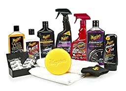 Meguiar\'s Complete Car Care Kit