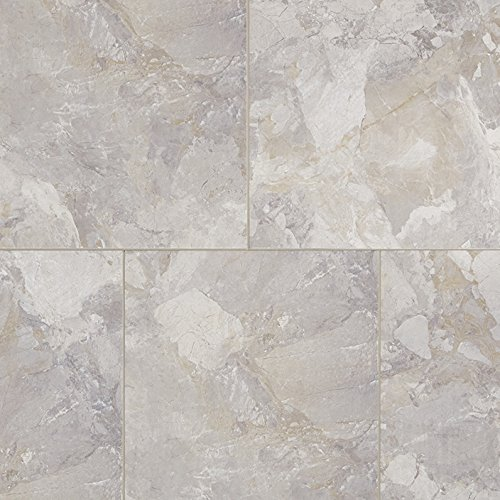 Mannington Hardware AT361 Adura Luxury Corinthia Vinyl Tile Flooring, Topaz Mannington Luxury Vinyl Tile