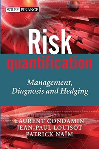 Risk Quantification: Management, Diagnosis and Hedging