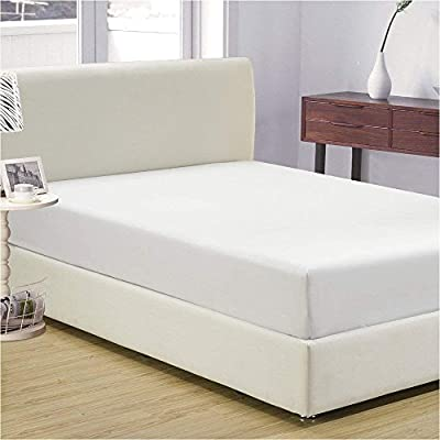 Best Zone Bedding's 700 Thread Count 100% Egyptian Cotton 1 Piece Luxury Hotel Fitted Sheet/Bottom Sheet
