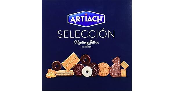 Artiach Caja de Galletas - Paquete de 6 x 500 gr - Total: 3000 gr: Amazon.es: Alimentación y bebidas