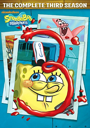 SpongeBob SquarePants - The Complete 3rd Season (3rd Season Dvd)