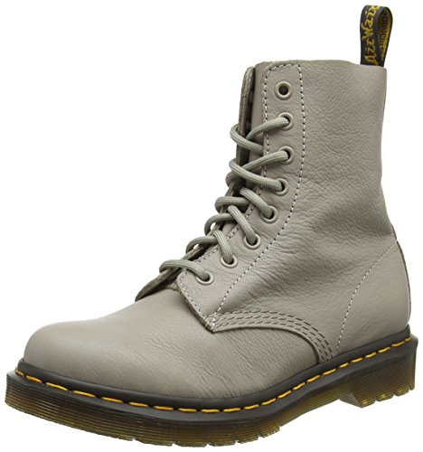 Dr. Martens Women's 1460 Pascal Mid Calf Boot Taupe