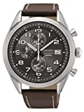 Seiko Chrono SSB275P1 Mens Chronograph Solid Case