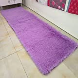 Door mat,Gate pad,Rug,Could be washed by water,Thicken,Long cashmere,Hair mats,Bedroom,[bedside],Bay window mats,Balconies mats-J 160x230cm(63x91inch)160x230cm(63x91inch)