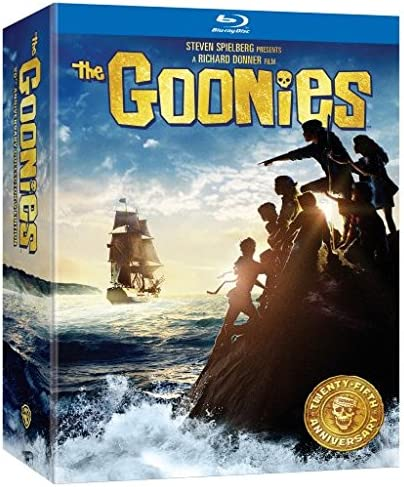 The Goonies: 25th Anniversary Collector's Edition [Blu-ray] (Bilingual)