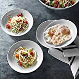 Pasta Bowls porcelain pasta bowls Set of 6