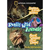 Really Wild Animals: Awesome Animal Builders/Secret Weapons...