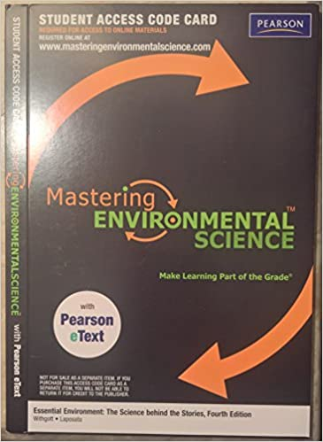 Masteringenvironmentalscience with pearson etext standalone masteringenvironmentalscience with pearson etext standalone access card for essential environment the science behind the stories 4th edition 4th fandeluxe Image collections