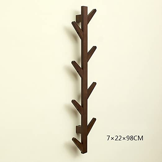Percheros Sexy Ramas de árbol de Madera Maciza Perchas para ...
