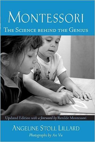 Amazon Fr Montessori The Science Behind The Genius