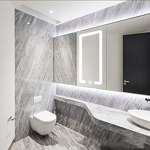 Bathroom Cabinet with mirrors Bathroom Mirror Cabinet/Bathroom Sliding Mirror Cabinet/Modern LED Bathroom - Shaver Bathroom Socket With Cabinets Mirrors