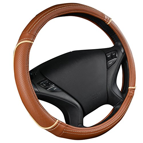 steering wheel cayenne cover - 3